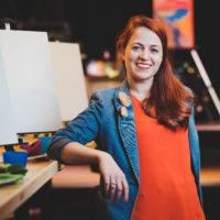 Мария Буюклиева от Канава АРТ студио