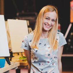 Миглена Коева от Канава АРТ студио