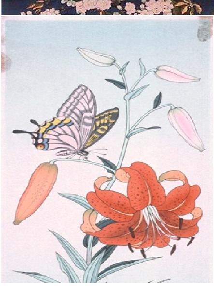 """Японска живопис  """"Пеперуда"""" забавление и релакс 22.05.2019 г."""
