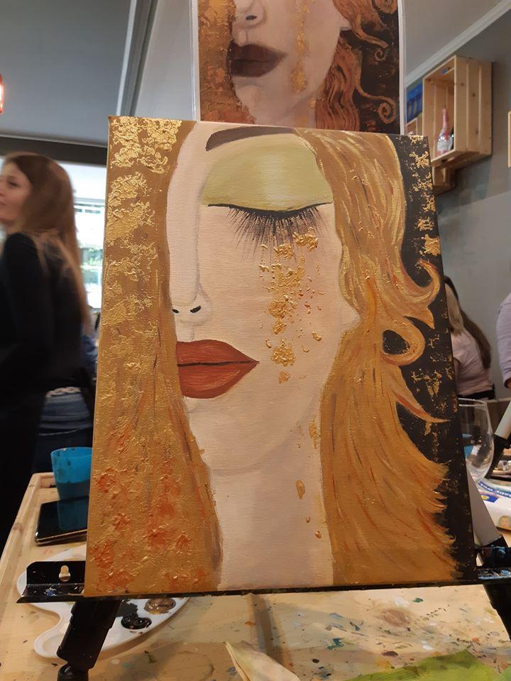 Густав Климт Златни сълзи (13)