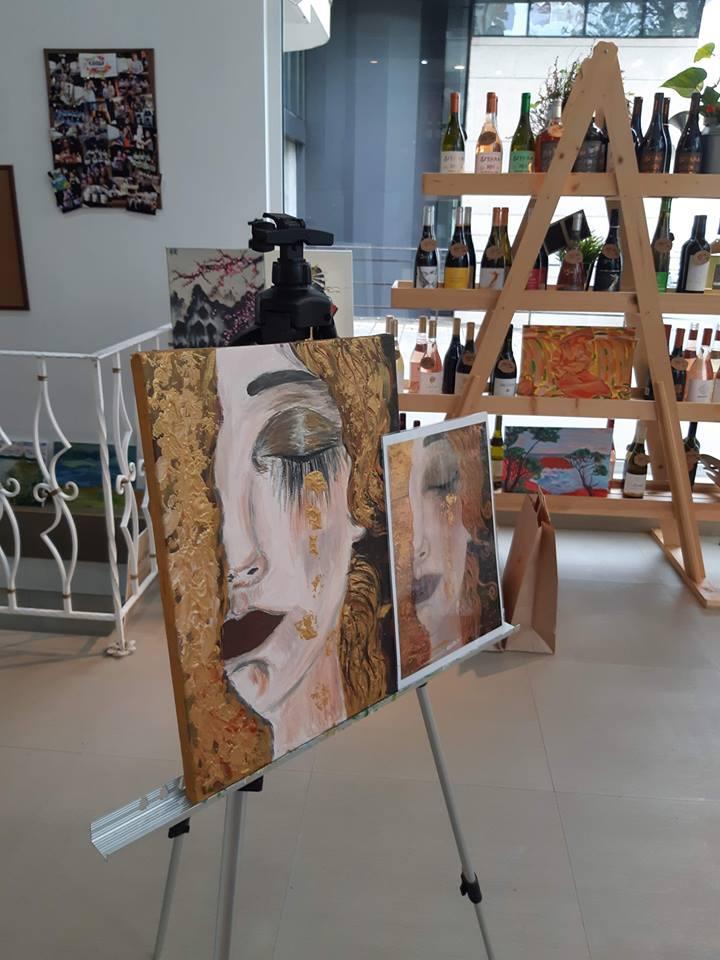 Густав Климт Златни сълзи (14)