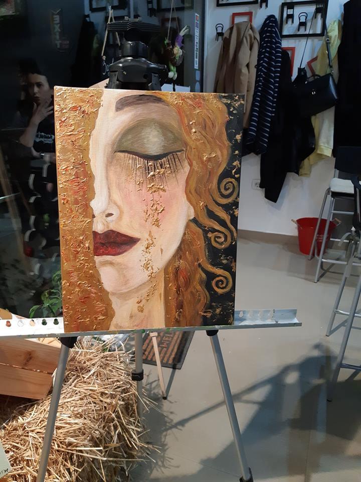 Густав Климт Златни сълзи (20)