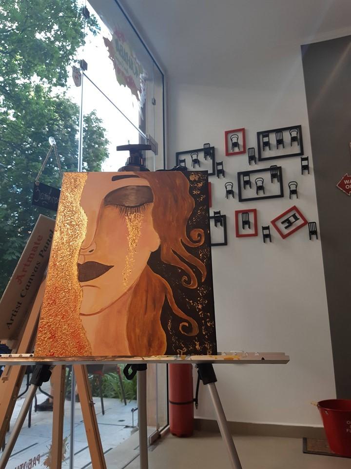 Густав Климт Златни сълзи (24)