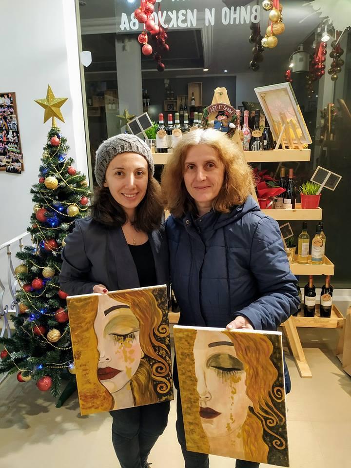 Густав Климт Златни сълзи (27)