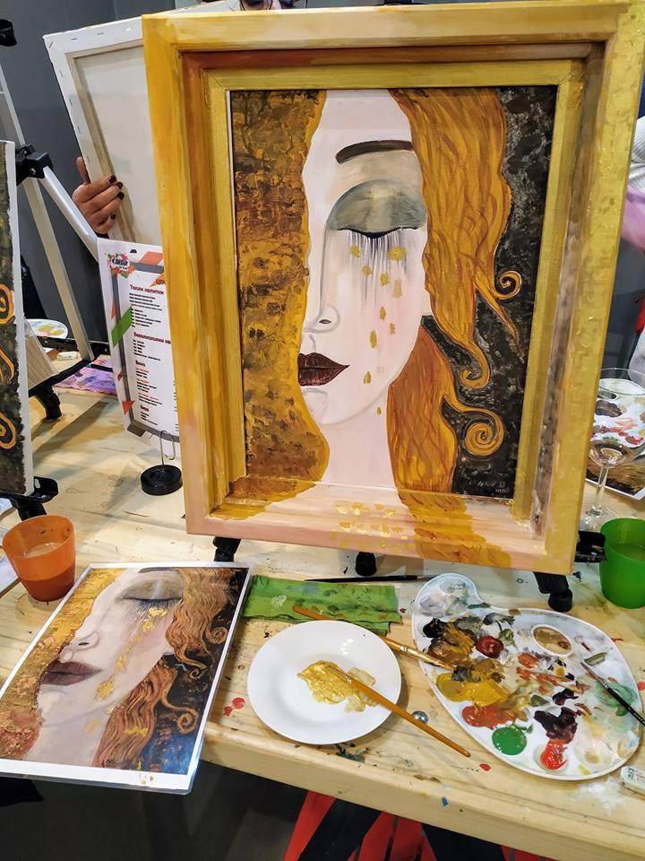 Густав Климт Златни сълзи (29)