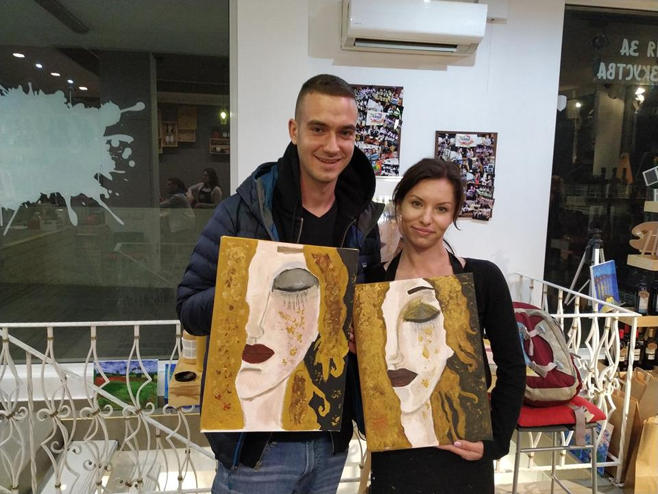 Густав Климт Златни сълзи (60)