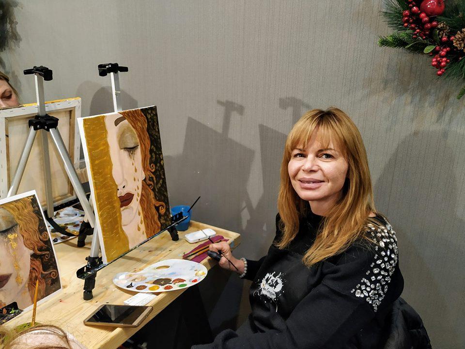 Густав Климт Златни сълзи (62)