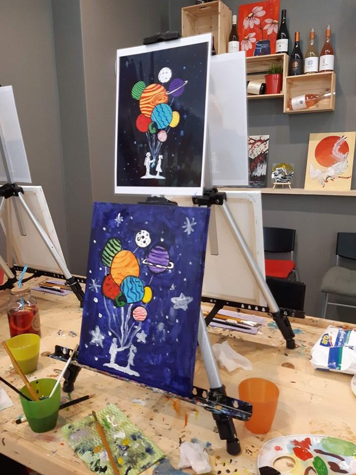 Космоса и децата (9)