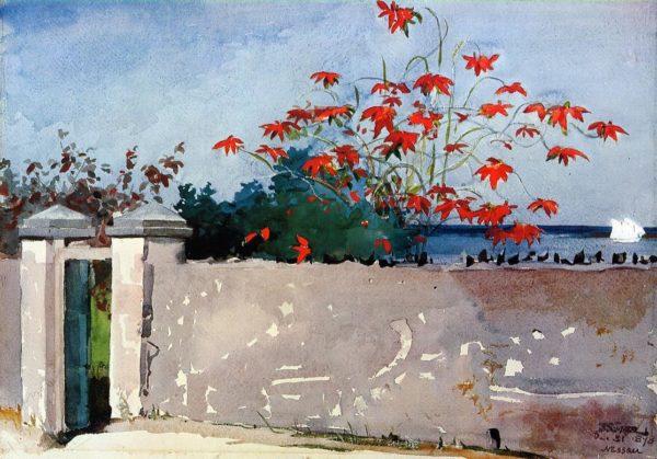 Стената Уинслоу Омър
