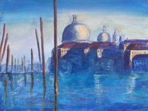 grand kanal vav Venecia