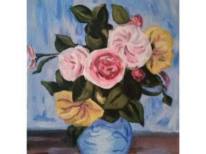 rozi vav vaza