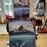 75 годишен юбилей Свещената планина Фуджи (2)