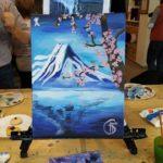 75 годишен юбилей Свещената планина Фуджи (3)