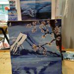 75 годишен юбилей Свещената планина Фуджи (4)