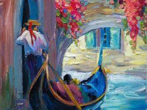 Романтика във Венеция