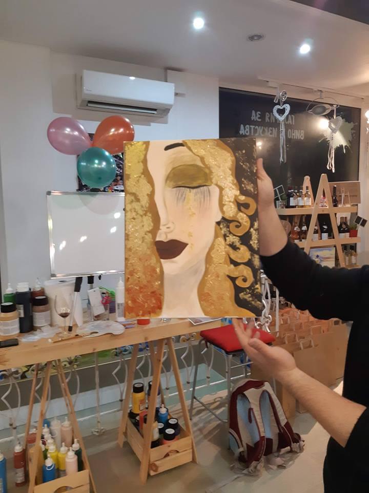 Рожден ден на Мърфи в компанията на Златните сълзи (5)