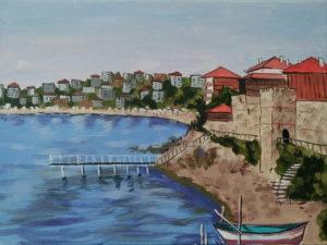 Да нарисувам България- Созопол