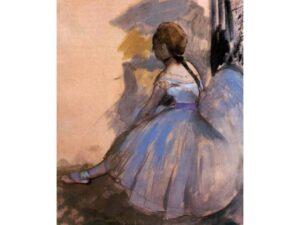 Балерина Едгар Дега